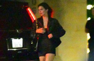 Kendall Jenner en couple ? Elle se fait belle pour un dîner en amoureux