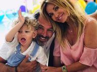 Ingrid Chauvin, maman émue : son petit Tom a déjà 4 ans !