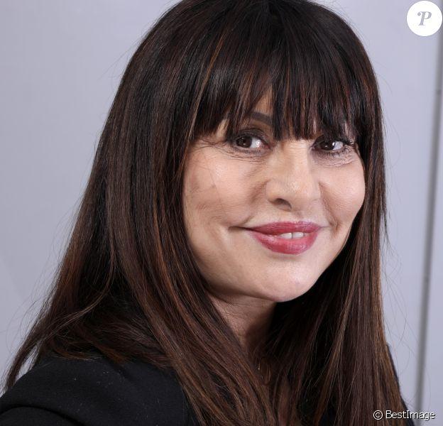 Portrait de Geneviève Delpech. Paris. Le 7 décembre 2017.