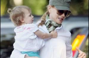 Nicole Kidman : avec sa fille et son mari, c'est le bonheur... et c'est tout !