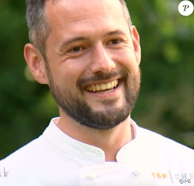 "David Gallienne - Finale de ""Top Chef 2020"", le 17 juin 2020 sur M6."