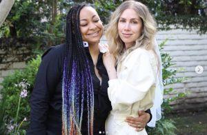 Raven-Symoné mariée : l'actrice a épousé sa compagne Miranda Maday