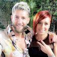 Alexandra Canto, une des membres du groupe les L5, pose avec Paga (Les Marseillais) sur Instagram - 22 juin 2020