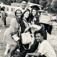 Selly Sy et sa famille sur Instagram.