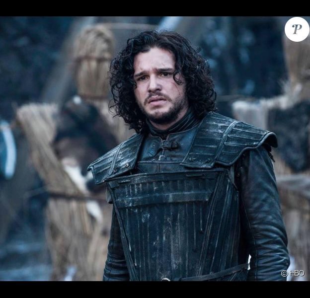 "Kit Harington dans la série ""Game Of Thrones""."