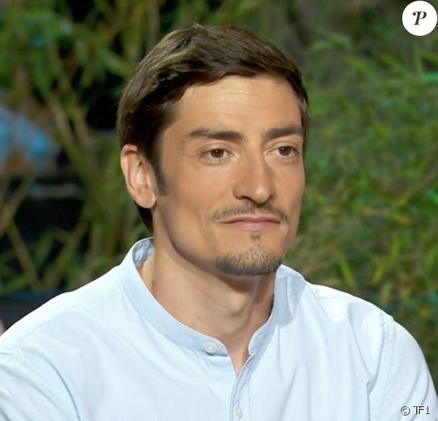 """Claude lors de la grande finale de """"Koh-Lanta, l'île des héros"""" (TF1) vendredi 5 juin 2020."""