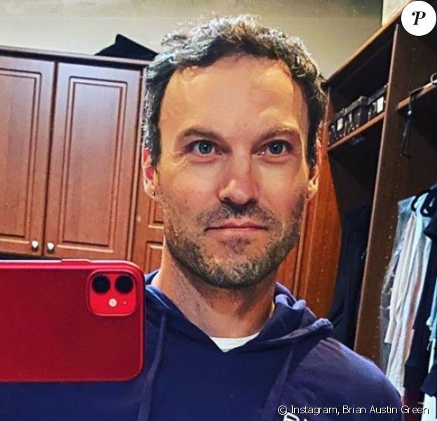 Brian Austin Green sur Instagram. Le 6 avril 2020.
