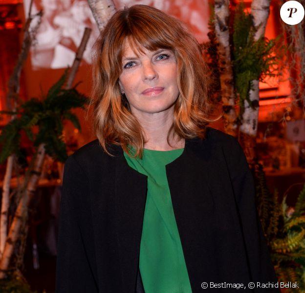 Gwendoline Hamon lors du dîner de la Fondation ARC au Pavillon Cambon-Capucines à Paris, le 7 octobre 2019. © Rachid Bellak / Bestimage