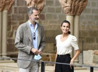 Letizia d'Espagne : Défilé de looks aux quatre coins du pays, la reine étonne