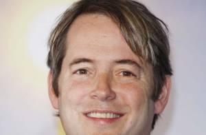 Matthew Broderick : Loin de sa Sarah Jessica Parker qui fait sa Carrie Bradshow à New-York... il se la joue classe à Deauville !