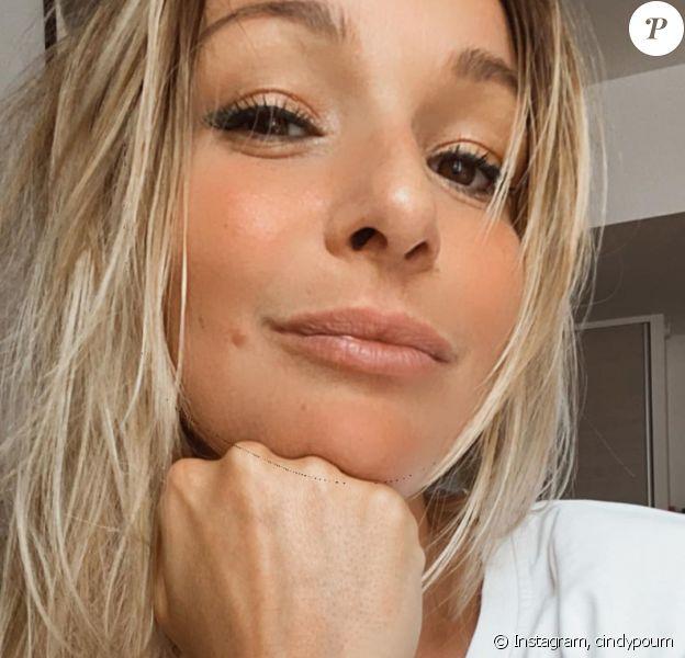 """Cindy de """"Koh-Lanta"""" se dévoile avec du maquillage, sur Instagram, le 6 juillet 2020"""