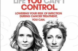 Cynthia Nixon et Edie Falco : deux actrices touchées par le cancer... leur combat pour les autres !