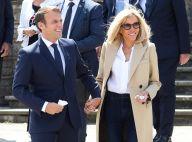 """Brigitte Macron démonte les """"fantasmes"""" sur son couple : """"Ils ont la vie dure"""""""