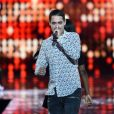 """Exclusif - Lartiste - Emission """"La chanson de l'année fête la musique"""" dans les arènes de Nîmes, diffusée en direct sur TF1 le 17 juin 2017. © Bruno Bebert/Bestimage"""