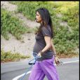 Camilla Alves à Malibu, le 11 septembre 2009