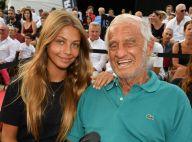 Jean-Paul Belmondo et Stella : Rare portrait père-fille en vacances