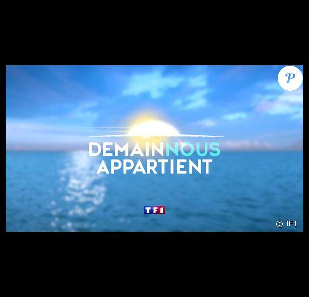 """Logo de """"Demain nous appartient"""" série de TF1"""