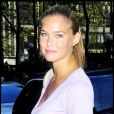 Bar Refaeli à la Fashion Week de New York