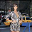 Keri Hilson à la Fashion Week de New York