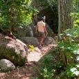 Le prince Carl Philip (ici dans le parc national du détroit de Kalmar) et la princesse Sofia sont restés en Suède au cours de l'été 2020, coronavirus oblige, et ont partagé avec leurs abonnés Instagram quelques-uns des endroits où ils se sont promenés et ressourcés avec leurs fils le prince Alexander et le prince Gabriel. © Instagram Prinsparet
