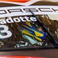 Le prince Carl Philip de Suède disputait le 29 juillet 2020 une course automobile sur le circuit de Skelleftea.