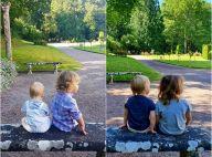 Carl Philip et Sofia de Suède: Leurs photos montrent comme leurs fils ont grandi
