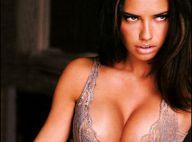 Adriana Lima et son corps brûlant, voudraient vous séduire... un peu !