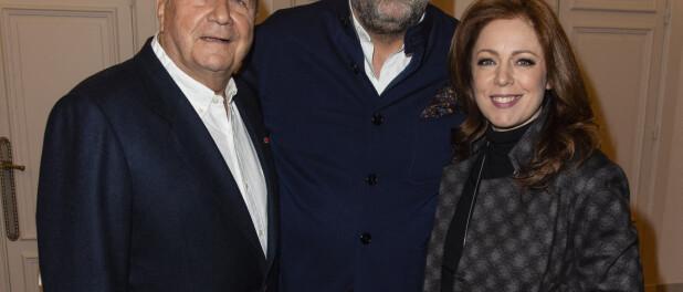 Isabelle Boulay : Inquiète pour sa romance avec Eric Dupond-Moretti...
