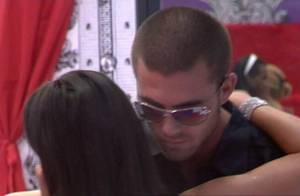 Secret Story 3 : Jonathan et Sabrina se redécouvrent... le temps de la soirée love ! Regardez !