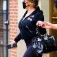 Exclusif - Mariah Carey porte un masque lors de l'épidémie de Coronavirus (COVID-19) à New York, le 6 juillet 2020.