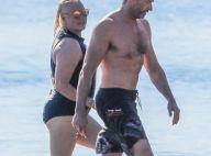 Hugh Jackman amoureux de sa femme Deborra-Lee Furness, pause détente