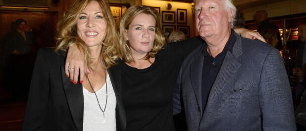 Mathilde Seigner et ses soeurs en deuil : leur père Jean-Louis est mort