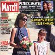 Caroline de Monaco en couverture de Paris Match