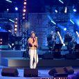 """Exclusif - Tom Leeb durant le premier jour d'enregistrement de l'émission de télévision """"Nice Jazz Festival"""" au Théâtre de Verdure à Nice, le 24 juillet 2020. © Bruno Bebert/Bestimage"""