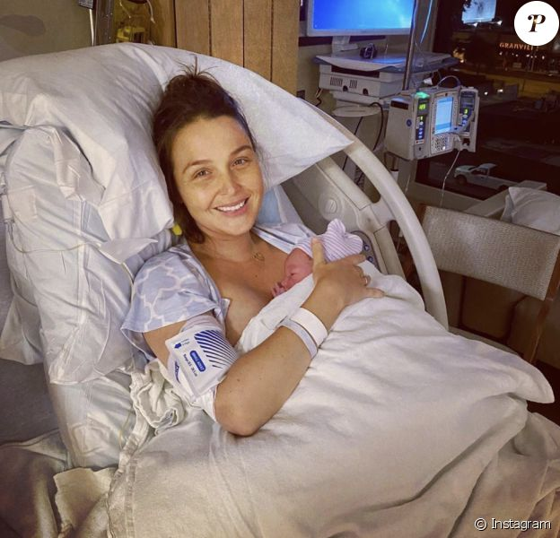 """Camilla Luddington, actrice de """"Grey's Anatomy"""", a donné naissance son deuxième enfant en août 2020 : un petit garçon prénommé Lucas."""