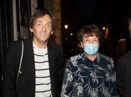 Roselyne Bachelot : Présente et masquée pour applaudir Pierre Palmade