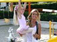 La belle Denise Richards : Avec ses adorables filles et séance shopping avec une copine... le bonheur total qui continue !