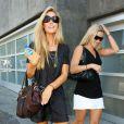 Denis Richards et sa copine font du shopping à L.A. 18/09/09