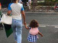 Amel Bent maman poule : rentrée scolaire réussie pour l'adorable Hana