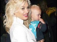 Gwen Stefani : les cheveux lâchés, décontractée et preque naturelle... la rockstar câline son craquant Zuma !