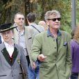 Le prince Ernst-August de Hanovre à Munich le 20 septembre 2014