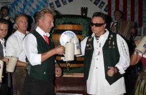 Pour Siegfried et Roy, toujours handicapé... la bière coule à flots à Las Vegas !