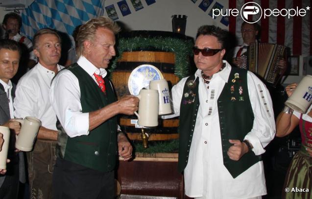Siegfried et Roy à Las Vegas !