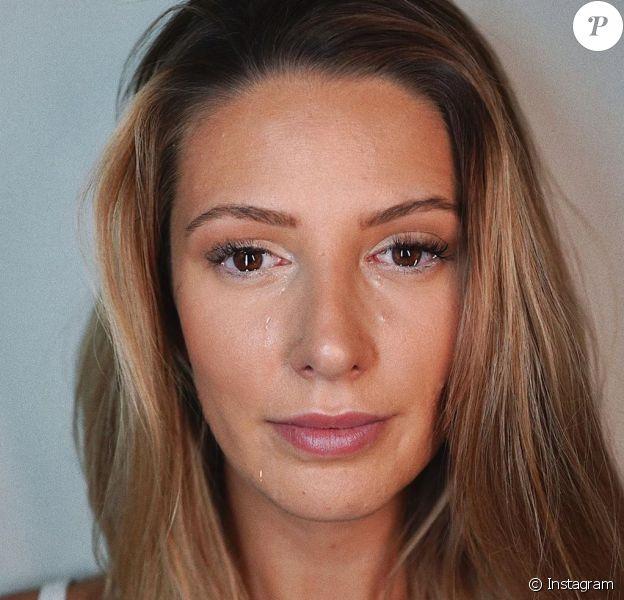 Emma Cakecup victime de chantage, raconte son histoire sur Snapchat.