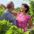 """Francis de """"L'amour est dans le pré 2019"""" annonce qu'il est en couple avec Martine, dans """"L'amour vu du pré"""", le 14 septembre 2020, sur M6"""
