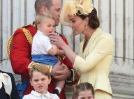 Kate Middleton et le prince Louis en balade à Londres: à 2 ans, il a bien grandi