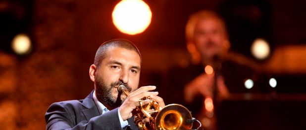 Ibrahim Maalouf : Le musicien s'est marié à Hiba Tawaji (The Voice)
