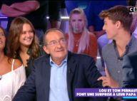 Jean-Pierre Pernaut très ému : la belle surprise de ses enfants, Tom et Lou