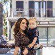 Manon Marsault a quitté la France pour Dubaï où elle vit avec son mari Julien Tanti et leurs enfants Tiago et Angelina.