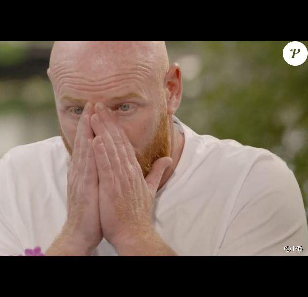 """Speed-dating de Jérôme et Lucile, dans """"L'amour est dans le pré 2020"""", le 28 septembre 2020, sur M6"""